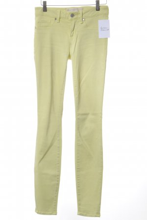 Marc by Marc Jacobs Pantalon cigarette jaune fluo style mode des rues