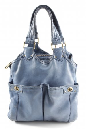 Marc by Marc Jacobs Schultertasche blau Casual-Look