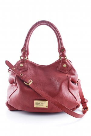 Marc by Marc Jacobs Schoudertas rood-baksteenrood casual uitstraling