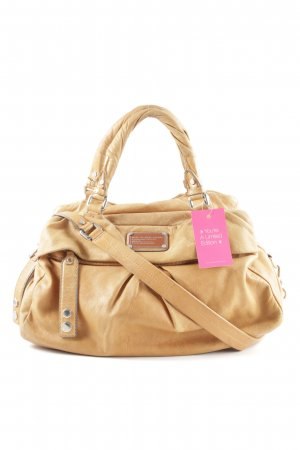 Marc by Marc Jacobs Schultertasche sandbraun Casual-Look