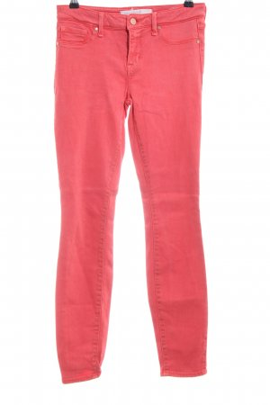 Marc by Marc Jacobs Skinny Jeans rot Casual-Look