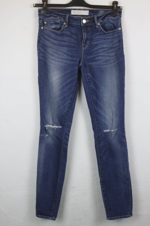 Marc by Marc Jacobs Skinny Jeans Gr. 27 denim blue destroyed look (MF/SC/R)