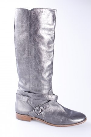 Marc by Marc Jacobs Stiefel metallic