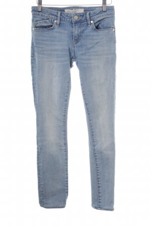 Marc by Marc Jacobs Straight-Leg Jeans blassblau Destroy-Optik