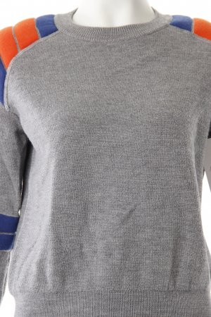Marc by Marc Jacobs Strickpullover grau