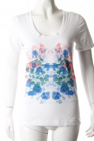 Marc by Marc Jacobs T-Shirt weiß mit Print