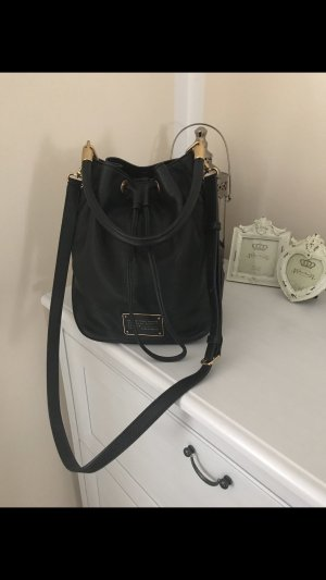 Marc by Marc Jacobs Borsellino nero-oro