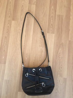Marc by Marc Jacobs Tasche Bucket Bag schwarz Leder