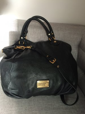 Marc by Marc Jacobs Sac hobo noir cuir