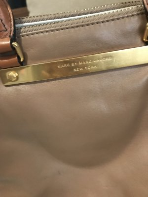 Marc by Marc Jacobs Borsetta beige-bianco