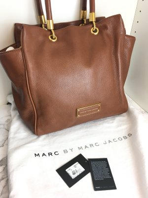 "Marc by Marc Jacobs - ""Too hot to handle"" Tote Leder braun"