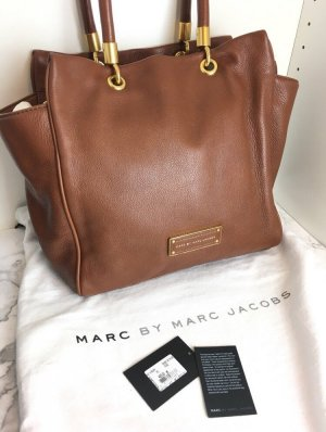 "Marc by Marc Jacobs - ""Too hot to handle"" Tote Leder braun cognac"