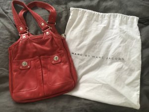Marc by Marc Jacobs Totally Turnlock Teri Tote – Bright Red