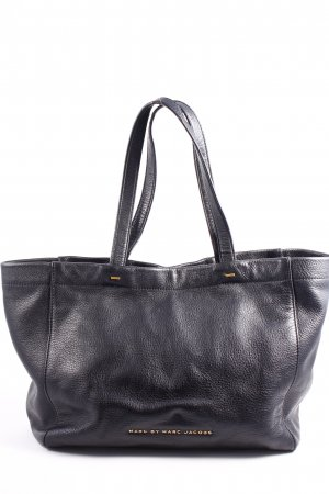 """Marc by Marc Jacobs Tote """"What's the T Tote Black"""" schwarz"""