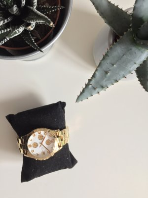 MARC by MARC JACOBS Uhr gold Chrono