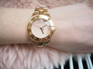 Marc By Marc Jacobs Uhr in Roségold