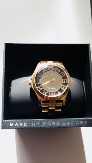 Marc by Marc Jacobs Reloj analógico marrón arena-color rosa dorado