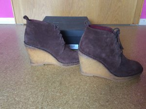Marc by Marc Jacobs Wedges dunkelbraun Gr. 37