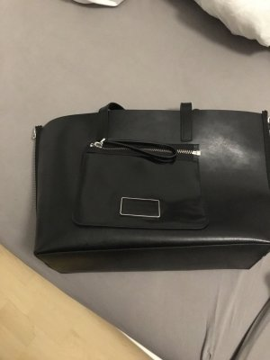 Marc by Marc Jacobs Zipper Tote Bag Black, wie neu