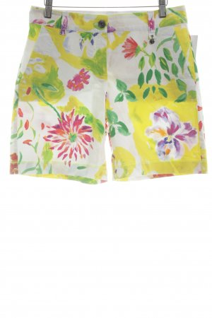 Marc Cain 3/4-Hose florales Muster Street-Fashion-Look