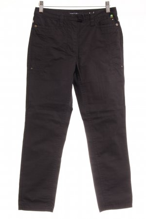 Marc Cain 3/4 Length Trousers black casual look