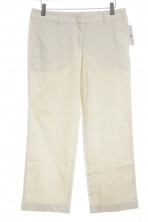 Marc Cain Pantalon 7/8 crème