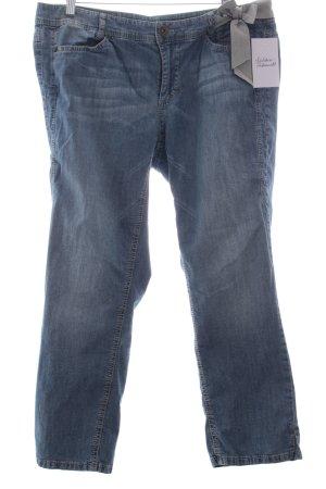Marc Cain 7/8 Jeans blau Casual-Look