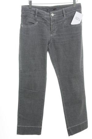 Marc Cain 7/8 Jeans grau klassischer Stil