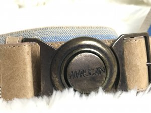 Marc Cain Fabric Belt multicolored