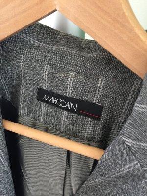 Marc Cain Costume business gris-gris clair
