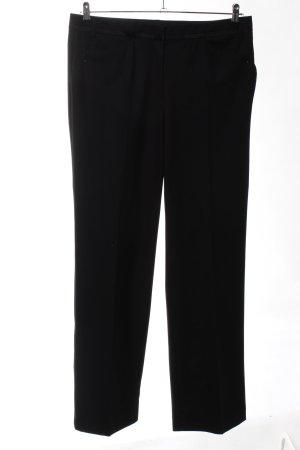 Marc Cain Suit Trouser black business style