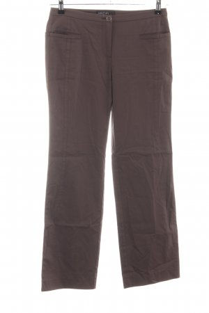 Marc Cain Suit Trouser brown casual look
