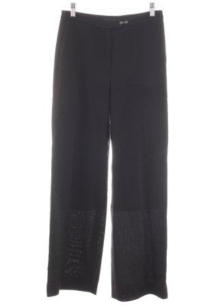 Marc Cain Suit Trouser black casual look