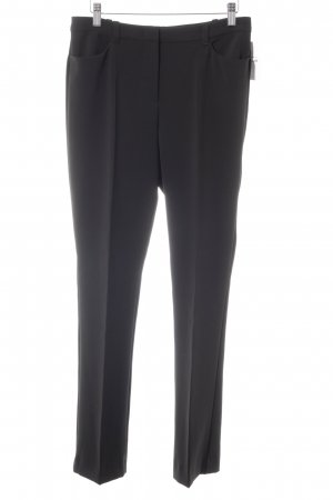 Marc Cain Suit Trouser black business style
