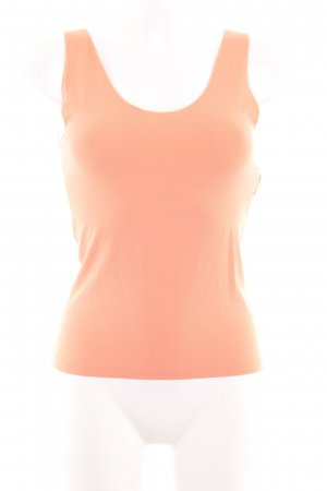 Marc Cain Basic Top hellorange Casual-Look