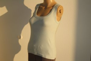 Marc Cain Basic-Top in Mintgrün in Größe N3/38