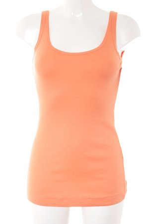 Marc Cain Basic Top neonorange Casual-Look