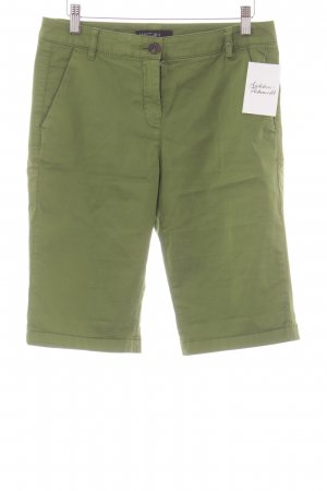 Marc Cain Bermudas green casual look