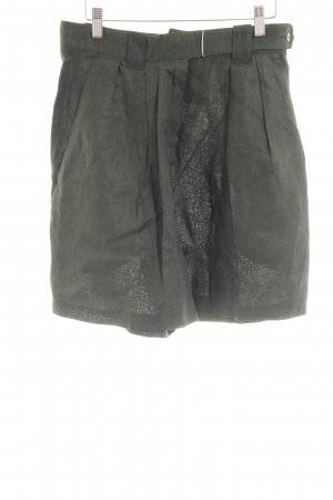Marc Cain Bermudas forest green casual look