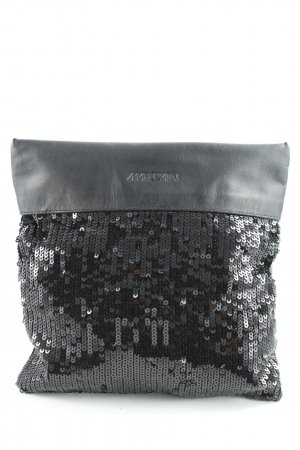 Marc Cain Pouch Bag black party style