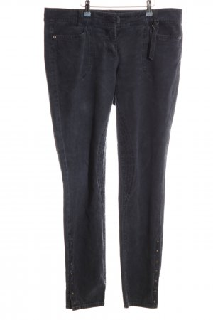 Marc Cain Biker Jeans blue casual look