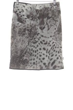 Marc Cain Bleistiftrock abstraktes Muster Elegant