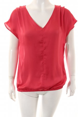 Marc Cain Bluse rot Casual-Look