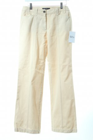 Marc Cain Boot Cut Jeans hellbeige Casual-Look