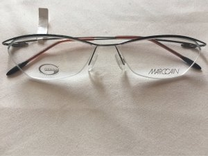 Marc Cain Glasses silver-colored-cognac-coloured