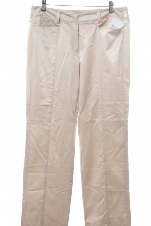 Marc Cain Bundfaltenhose altrosa Business-Look