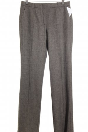Marc Cain Bundfaltenhose mehrfarbig Business-Look