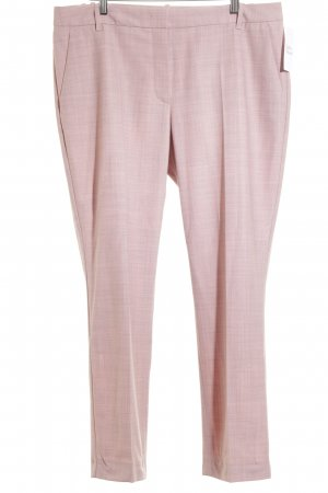 Marc Cain Bundfaltenhose rosa-grau Business-Look