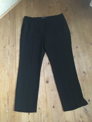Marc Cain - Business Hose N4 Schwarz Luxus Pur!