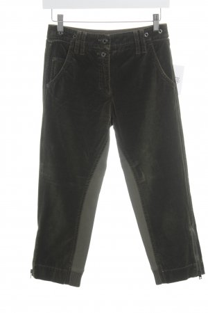 Marc Cain Capris brown-taupe casual look
